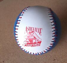 Asheville Tourists Spinneybeck real leather baseball ball Colorado Rockies