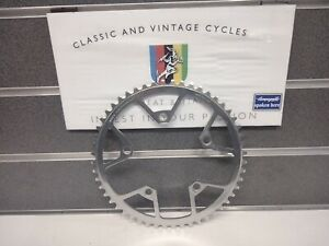 NOS Vintage Campagnolo Triomphe Chainring 52t x 116 BCD Ex-Display