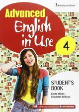 (16).ADVANCED ENGLISH IN USE 4º.ESO (STUDENT'S BOOK). ENVÍO URGENTE (ESPAÑA)