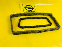 NEU Steuerkettensatz Opel Senator B Omega A 3,0 C30SE Steuerkette groß + klein