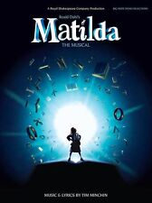 Roald Dahl's Matilda The Musical Learn to Play EASY BIG NOTE Piano Music Book
