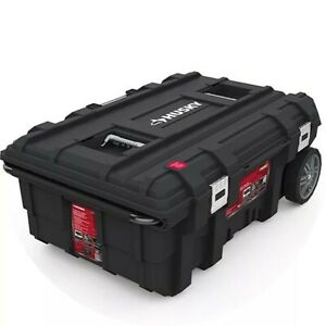 Husky 35-inch Connect Mobile Work Cart and Tool Box