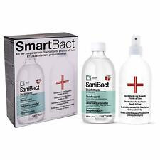 SMARTBACT 500 - Kit per la Preparazione di Disinfettante Pronto all'uso