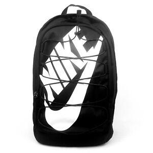 NIKE Large DRAWSTRING Hayward Futura 2.0 Backpack Sports Bag BLACK  AU Stock