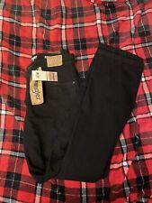 Black Wrangler 30×32 Men's Jeans Advanced Comfort
