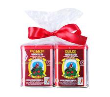 Spanish Spices: 1 Sweet & 1 Hot Smoked Spanish Pimenton (2x 125g tins pack)