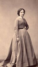 Favart actress Comedie Française old CDV Photo 1860'