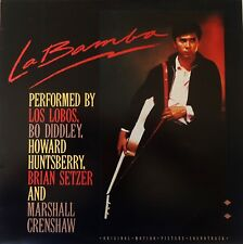 La Bamba-Original Motion Picture Soundtrack ‎LP London Records Los Lobos-8280581