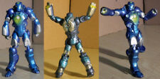 IRON MAN: PROTOTYPE BLUE ARMOUR - MULTISNODO - COME DA FOTO