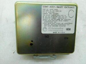 28595 1W300 1999 QX4 THEFT/LOCKING CONTROL MODULE #HO78