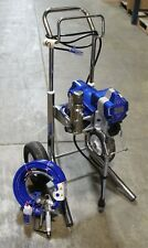 Graco 390 Pc Pro Connect Hiboy Electric Airless Sprayer 17c313