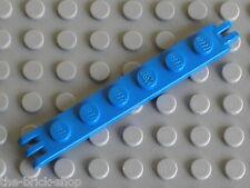 LEGO blue hinge plate 4504  / set 6055 1974 6898 6986 1974 6044