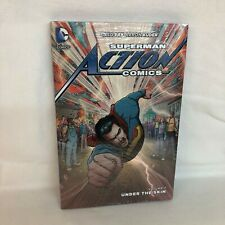 DC Superman Action Comics Vol 7 HC Under the Skin (NEW & FREE SHIPPING)