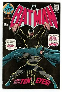 Batman No 226 - 1970 - HIGH GRADE! NEAL ADAMS COVER!