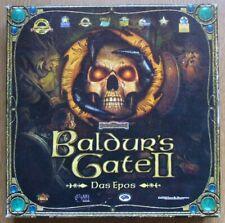 BALDUR'S GATE II: Das Epos (dt.) (PC, 2001, Eurobox) Avalon Interactive