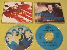 The Railway Children Something So Good & Every Beat Of The Heart 2 CD Singles MI