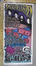 1996 Rock Roll Concert Poster Soundgarden Mark Arminski Roseland Signed NYC