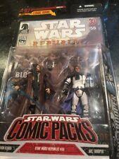 Star Wars Obi-Wan Kenobi & Arc Trooper Republic Comic 2PK New Wear