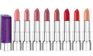 Rimmel moisture renew lipstick Various shades
