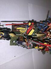 12 METAL knights Errants Bretonnia