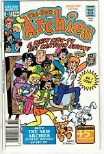 THE NEW ARCHIES (TV) #1 1987 SCARPELLI ART COPPER AGE FIRST ISSUE NICE!