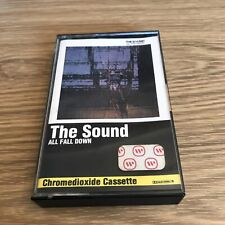 The Sound - All Fall Down Cassette Album 1982