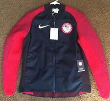 NWT NIKE Women's Dynamic Reveal Olympic Team USA Jacket Medium 809511-451