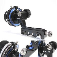 Tilta FF-T03 Follow Focus 15mm rail rod clamp system Panasonic GH3 GH4 Canon 5D3