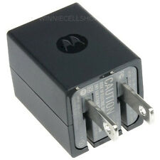 OEM Original MOTOROLA DUAL PORT Home Wall AC Charger Adapter
