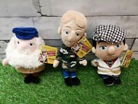 Del Boy Rodney Albert Only Fools and Horses Talking TV BBC Characters Soft Toys