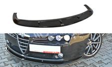 Alfa Romeo 159 Spoiler Sottoparaurti Lama Anteriore2 + LUCIDO/SATINATO/CARB.LOOK