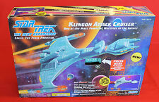 Star Trek TNG Klingon Attack Cruiser