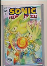 Sonic the Hedgehog 29 SDCC 2020 IDW Exclusive Limited Edition Variant  NM