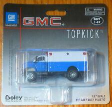 Boley HO #185-301927 Police Vehicles - 2003 GMC Topkick 2-Axle Paddywagon