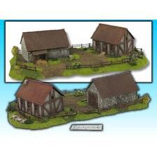 Bauernhof für Spur H0!  Detailreich! Nur bei uns erhältlich! SONDERPREIS!
