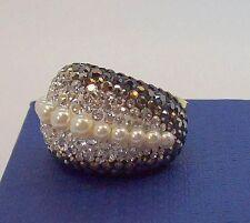 Swarovski Chic Royalty Ring  MIB Discontinued $250 Retail
