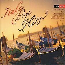 Italo Pop Hits 3 (16 tracks, 1979-2003/04) Nek, Gianna Nannini, Umberto T.. [CD]