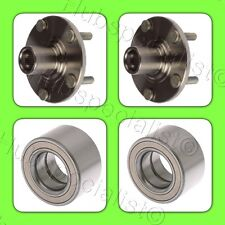 FRONT WHEEL HUB & BEARING FOR 2005-2009 HYUNDAI TUCSON-LEFT OR RIGHT PAIR NEW