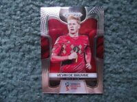 2018 PANINI PRIZM FIFA WORLD CUP SOCCER KEVIN DE BRUYNE RC #17, BELGIUM, Rookie!