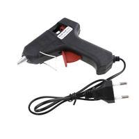 20W Pro Hot Melt Glue Gun Heater Trigger Electric Heating Repair Tool Gw