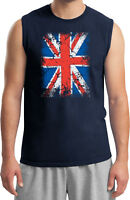 Buy Cool Shirts Union Jack Muscle Shirt