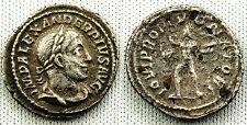 IMPERIO ROMANO 1 DENARIO ALEJANDRO SEVERO SILVER/PLATA 3,2GR