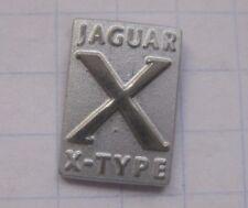 Jaguar X-TYPE... VOITURE-PIN (166 H)
