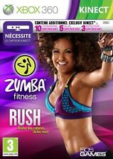 ZUMBA FITNESS  RUSH         -----   pour X-BOX 360