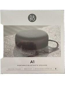 NEU - Bang & Olufsen BeoPlay A1 black Portable Bluetooth Speaker, OVP ungeöffnet