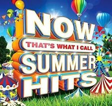 'NOW THATS WHAT I CALL SUMMER HITS' 3 CD SET (2016)