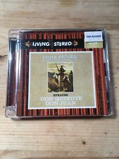 Living Stereo: Don Quixote Fritz Reiner Strauss Hybrid Super Audio CD Red Seal