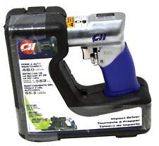 "Campbell Hausfeld #TL057199 Pneumatic Impact Driver Kit: 1/4"" + 22 Bits"