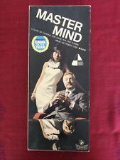 Vintage Mastermind Board Game 1972