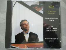 Bach: Les Variations Goldberg - Pierre Reach - CD MPO France no ifpi